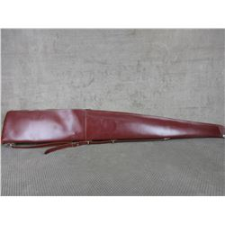 Vintage Leather Rifle Case in Very Good Condition