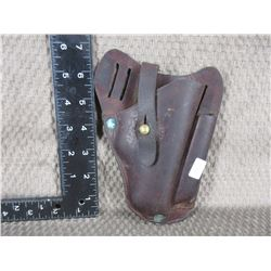 Leather Pistol Holster