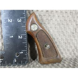 S&W Small Wood Grips
