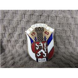 French Military Badge 1940