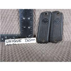 Unique 7.65 Bakelite Grips