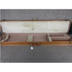 Browning Leather Hard Case will fit a Scoped Rifle
