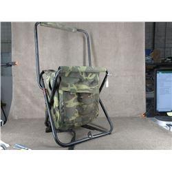 Mossy Oak Hunting Chair/Backpack