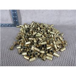 45 Auto Cleaned Sized & Primed Brass - 370 Pieces