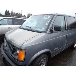 1986 Chevrolet Astro Van
