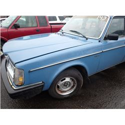 1985 Volvo 245