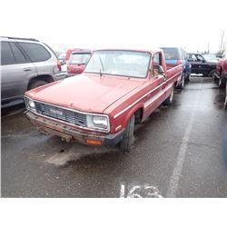 1984 Mazda B2000