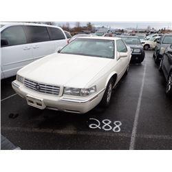 2001 Cadillac ElDorado