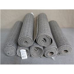 """Qty 7 Multy Home LP Area Rug Runners 70"""" Long"""