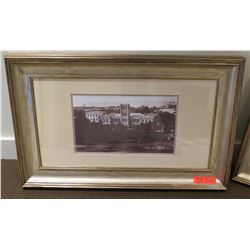 """Old Hawaii Scene Photographic Print 32"""" x 20"""" Framed & Matted"""