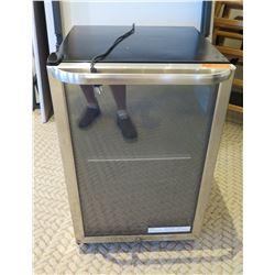 Electrolux Peligro Mini Refrigerator w/ 2 Shelves & Glass Door FFBC46L2QS-1