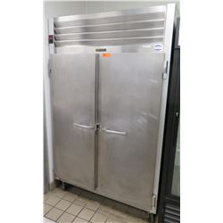 Traulsen 2-Door Model G22010 Reach-In Refrigerator