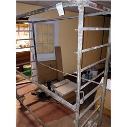 BAKERS RACK PARTS/SHELVES INCLUDED