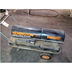 REMINGTON 150 PORTABLE FORCED AIR HEATER, WORKS