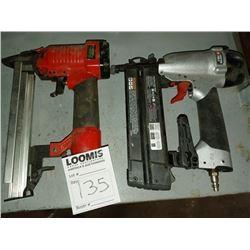 STAPLE & NAIL GUNS, PORTER CABLE, POWER CRAFT