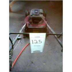 TORO 6.5 HP SELF PROPELLED PUSH MOWER/RECYCLER, WORKS