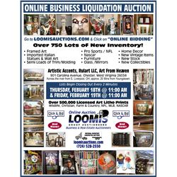 ATTENTION BIDDERS / TERMS AND CONDITIONS