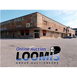THORNTON HALL APPROX 68,000 SQ FT BUSINESS FACILITY RETIREMENT AUCTION