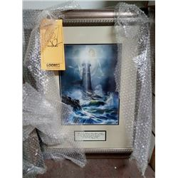 CHRISTIAN ART WOOD FRAME RETAIL $79.00