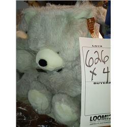 LARGE DOLL FANSY TEDDY BEAR RETAIL $29.00