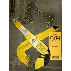 CLAMP CLAW W/ CHAIN