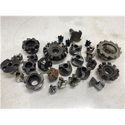 Lot of Misc Indexable Face Mills