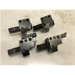 (4) CNC Turret Tool Holder Block, P/N: 31-3020 3/4