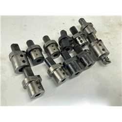 (10) VDI40 Boring Bar Turret Tool Holders