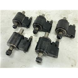 (5) CST Tapmatic RD/ICB 50 Tapping Heads