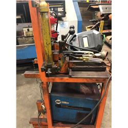Portable Miller End Welder/Coil Shear