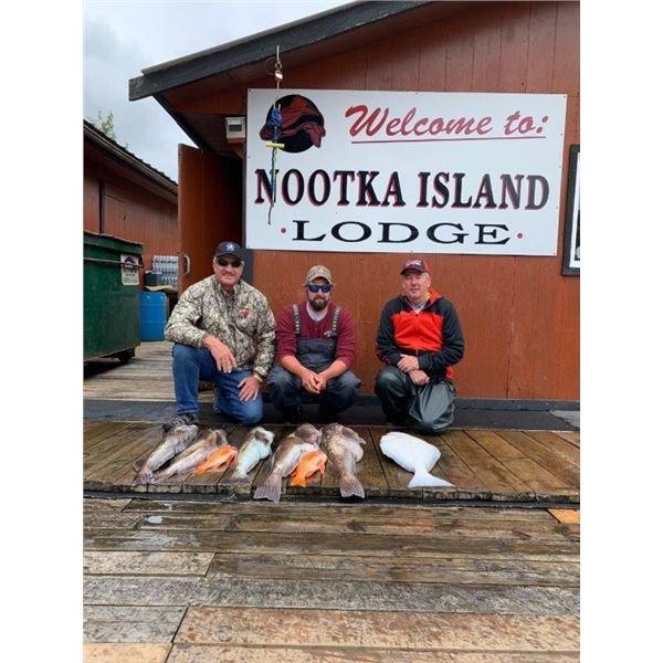 NOOTKA ISLAND LODGE: British Columbia, Canada