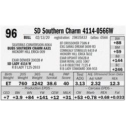 SD Southern Charm 4114-0566W