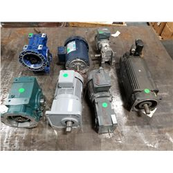LOT OF MISC MOTORS *SEE PICTURES FOR DETAILS*