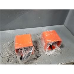 (2) ELECTRIC OPERATOR FOOT PEDAL *SEE PICS*