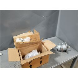 (3) CAST AIR MOTOR *SEE PICS FOR DETAILS*