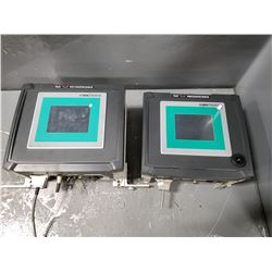 (2) TOX PRESSOTECHNIK OPERATOR BOX *SEE PICS FOR DETAILS*