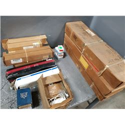 LOT OF MISC FUSES, RELAYS & TRANSFORMER *SEE PICS FOR DETAILS*