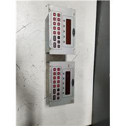 (2) STERLCO M3/RT1 TEMPERATURE CONTROL OPERATOR PANEL