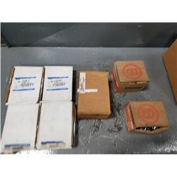 LOT OF MISC ELECTRICAL INSTALLATION HARDWARE *SEE PICS FOR DETAILS*