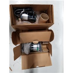 LOT OF MISC ELECTRIC MOTORS *SEE PICS FOR DETAILS*