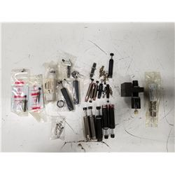 LOT OF MISC SHOCK ABSORBERS *SEE PICS FOR DETAILS*