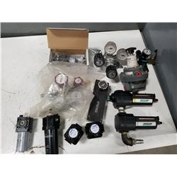 LOT OF MISC AIR PARTS *SEE PICS FOR DETAILS*
