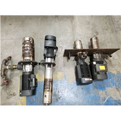 LOT OF MISC GRUNDFOS PUMPS *SEE PICS FOR DETAILS*