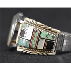 NAVAJO INDIAN WATCH BAND