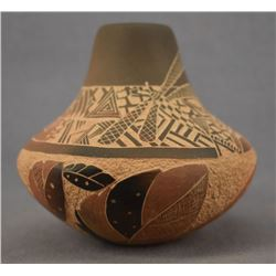 PUEBLO INDIAN POTTERY VASE