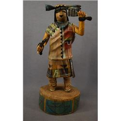 HOPI INDIAN KACHINA (JOHN FREDRICKS)
