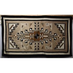 NAVAJO INDIAN TEXTILE ( AGATHA GANANEY)