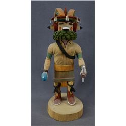 HOPI INDIAN KACHINA (COLLEEN TALAHYTEWA)