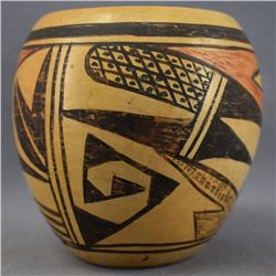 HOPI INDIAN POTTERY JAR