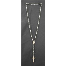 CATHOLIC ROSERY NECKLACE